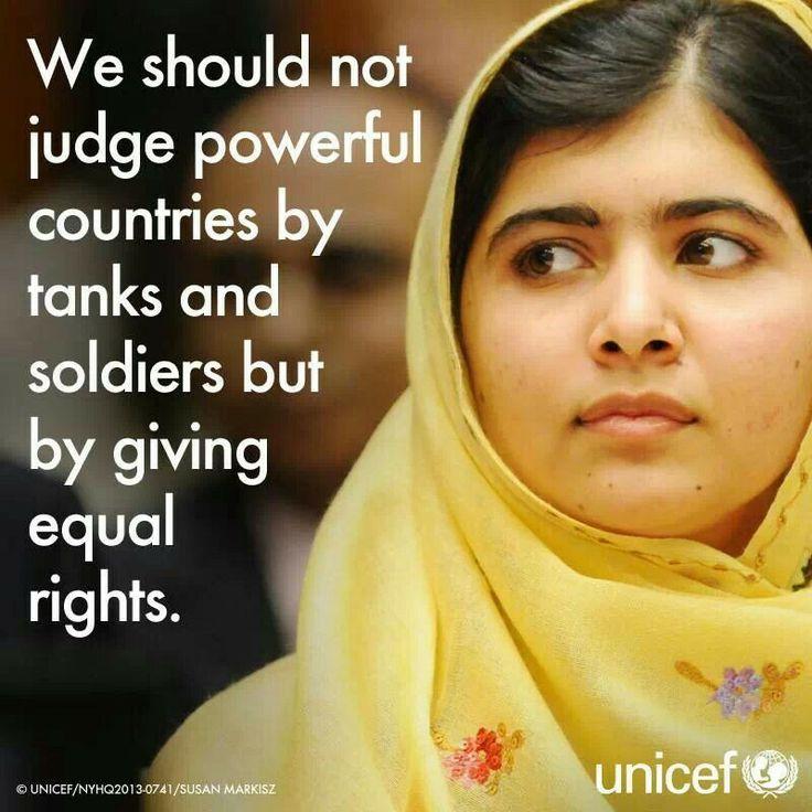 Malala Yousafzai Quotes 100 Best Malala Images On Pinterest  Malala Yousafzai Malala Book .