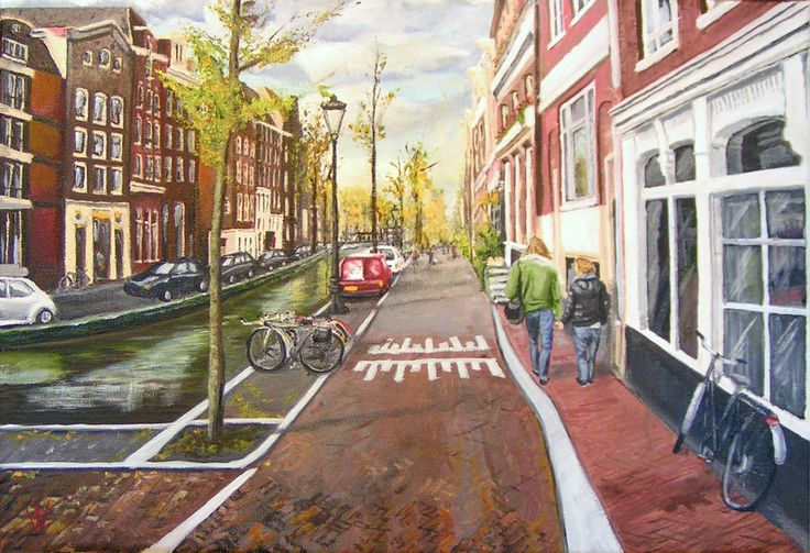 Holland street by methosw.deviantart.com on @deviantART