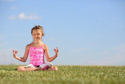 Cómo y para qué enseñar a meditar a los niños - La Mente es Maravillosa