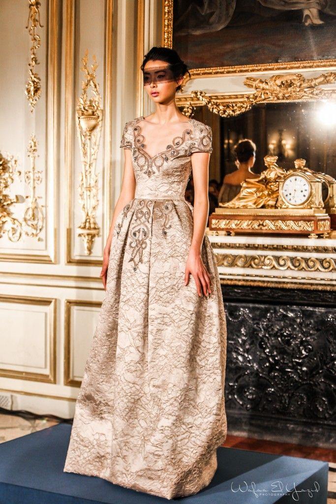 Rami Al Ali - Paris Fashion week - Photo par Wafaa El Yazid