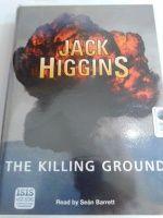 The Killing Ground written by Jack Higgins performed by Sean Barrett on Cassette (Unabridged)