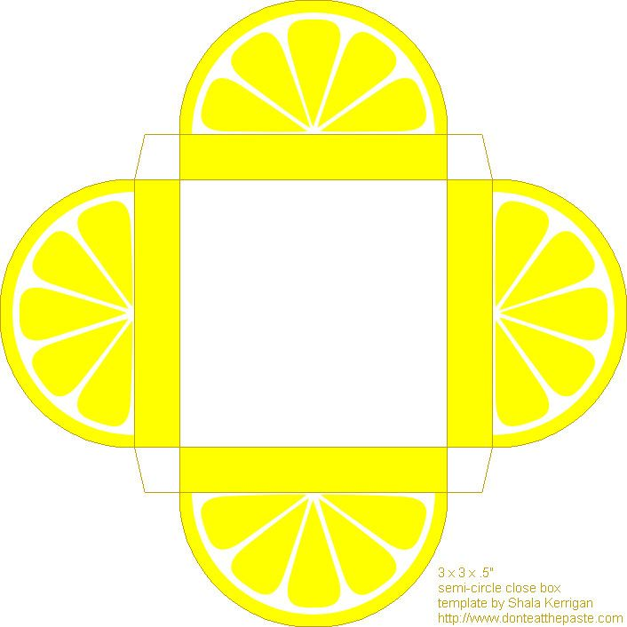 474 best cards gift boxes or containers images on pinterest dont eat the paste citrus gift boxes 3 sizes negle Images