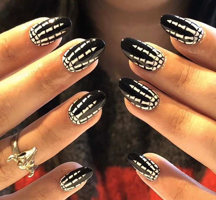 Pin by Style & Culture on NAILS | Cool nail art, Halloween ...