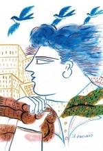 Athens Voice cover (A.Fasianos)