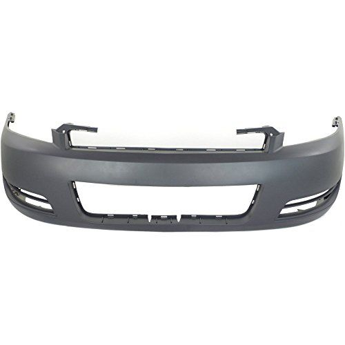 New Evan-Fischer EVA17872019647 Front BUMPER COVER Primed for 2006-2013 Chevrolet Impala 2014-2015 Chevrolet Impala Limited #Evan #Fischer #Front #BUMPER #COVER #Primed #Chevrolet #Impala #Limited