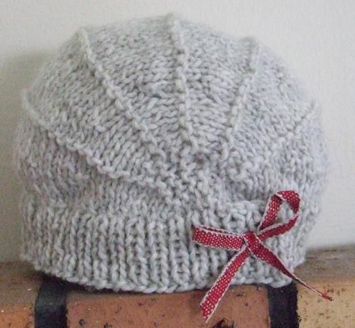 31 best Knit More Hats - Hat Knitting Patterns images on Pinterest ...