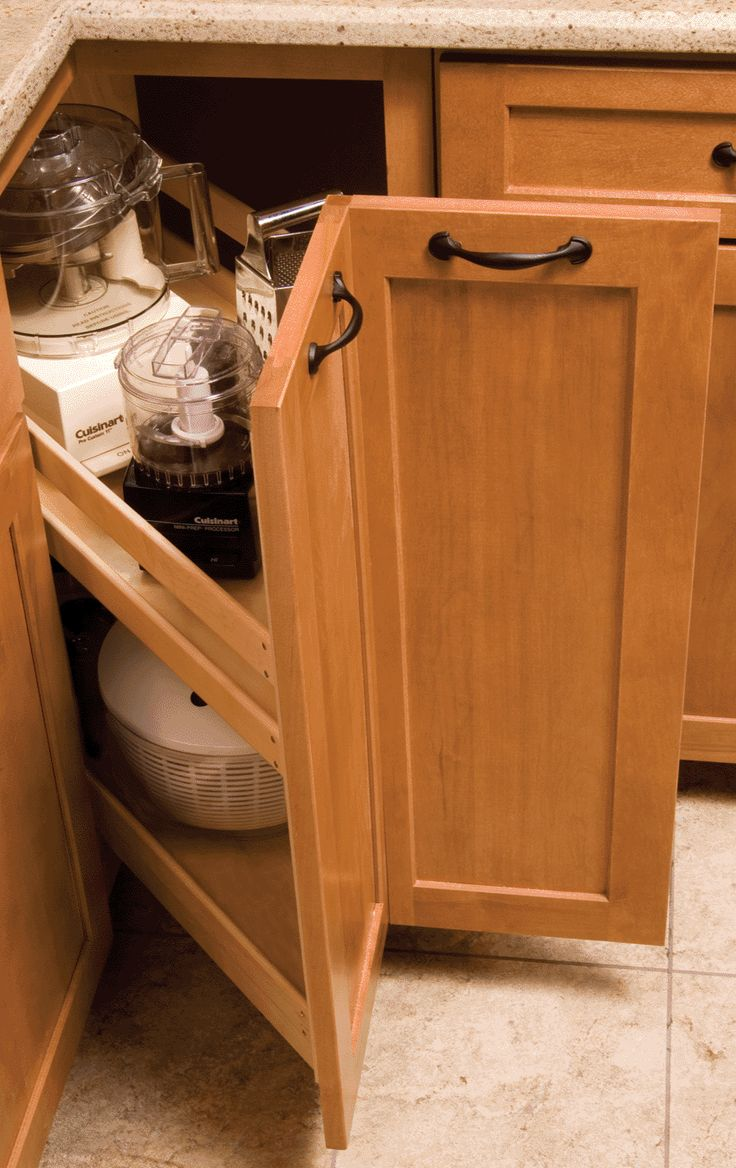 Inserts for custom corner pantry cabinets - Google Search http://amzn.to/2keVOw4