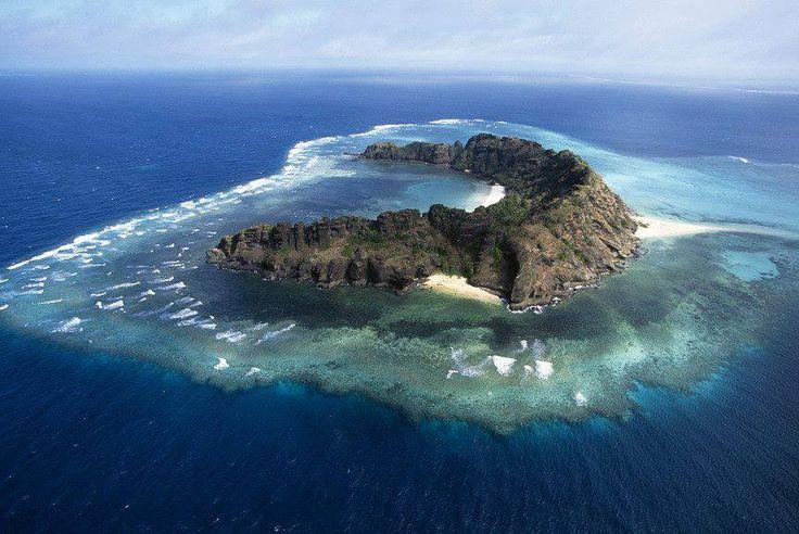 Waier Island, Torres Strait, Australia