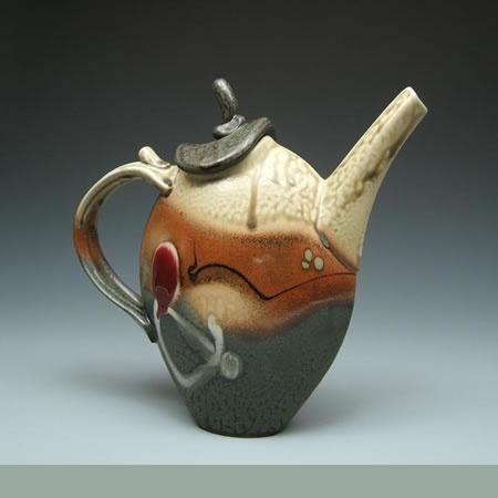 porcelain pottery teapots