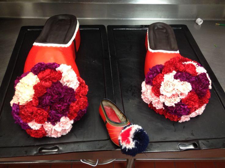 Greek dancing shoes