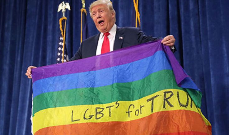 Donald Trump bans transgender Americans from US military blames costs and disruption