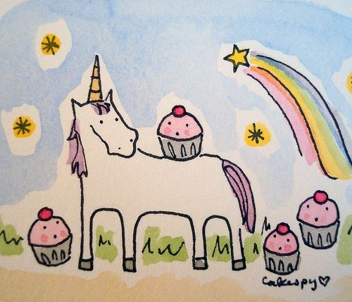 Cupcakes & Unicorns...You Can't Go Wrong!