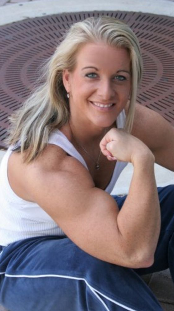 Kris Murrell #flex #biceps #fitness #motivation   Biceps