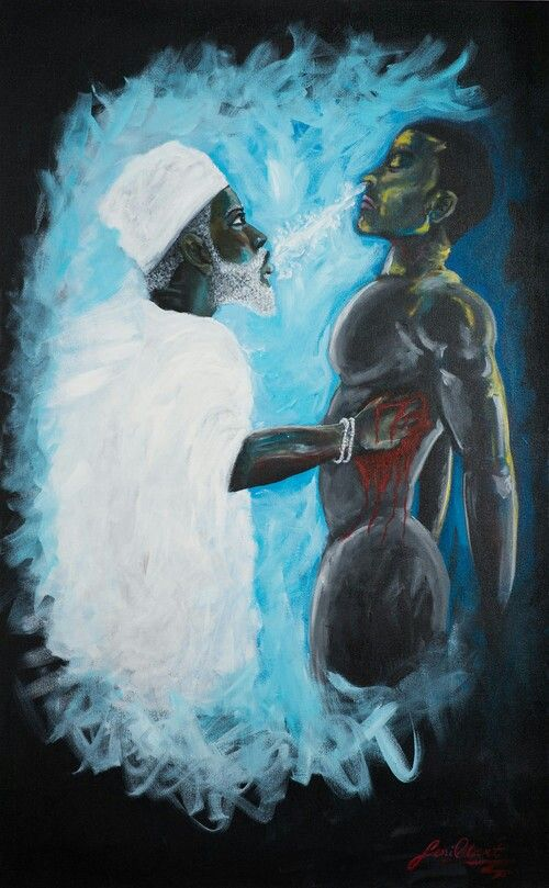 Yoruba Orishas Art 343 best images about ...