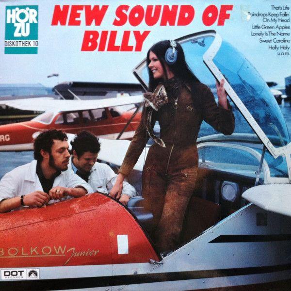 New Sound of Billy - Billy Vaughn. 1970
