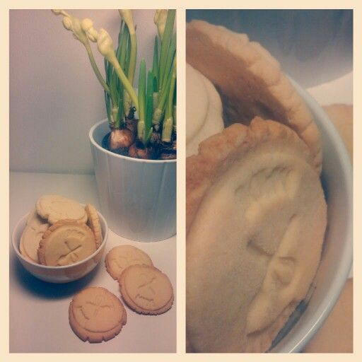 Spring Shortbread Cookies (and stamp premiere)