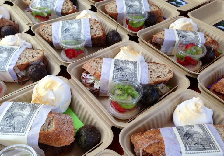 43 Best Images About Box Lunch Catering Business On
