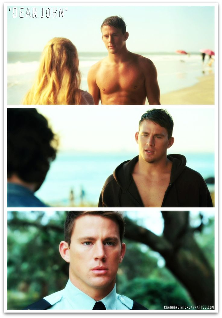 Dear John...Made Danny take me to see this in the theater when I was pregnant with Devyn. haha