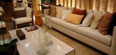 Limpiar el sofá de forma casera