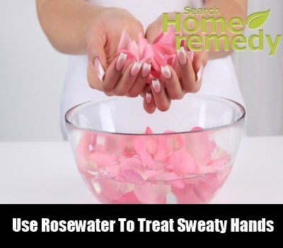 11 Home Remedies For Sweaty Hands - Natural Treatments & Cure For Sweaty Hands | Search Home Remedy