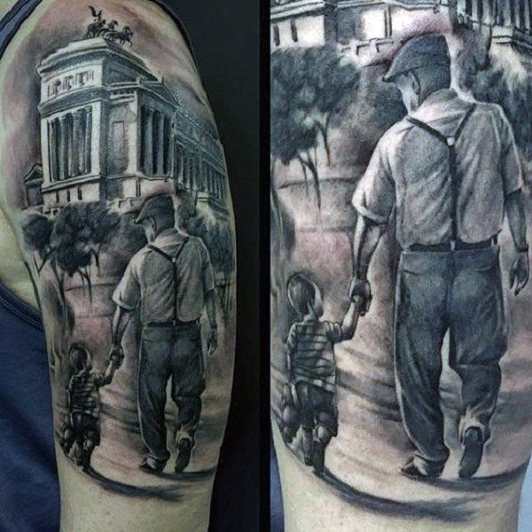 55 FAMILY TATTOO IDEAS
