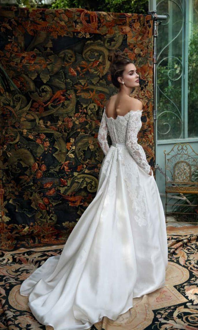 37 best white bohemian 2016 images on pinterest for Lihi hod wedding dress for sale