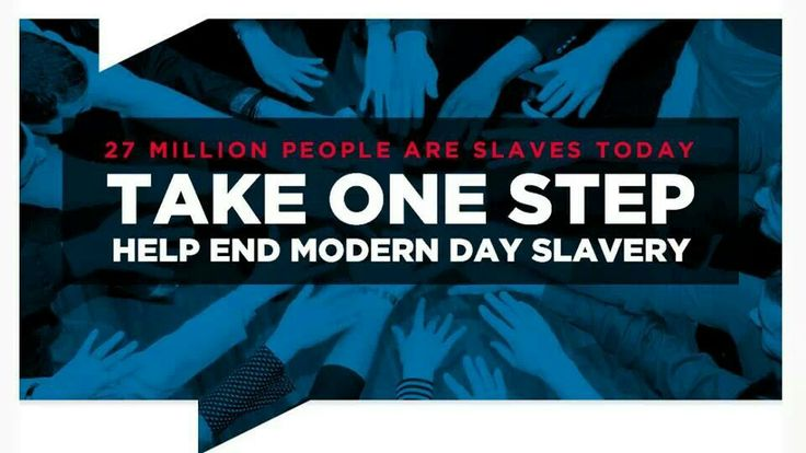 Modern Day Slavery. International Justice Mission