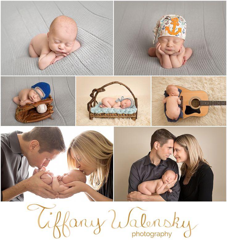 Noahs newborn session tampa newborn photographer tiffany walensky photography creative fun colorful modern baby poses ideas inspiration props gray ivory