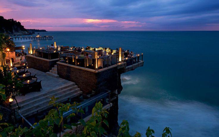 Rock Bar - Kuta, Bali.