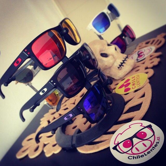 Venta de lentes de sol Oakley, Ray Ban y SPY 100% originales, con garantía y entrega a todo Chile en 1-2 dias!  Viña del Mar - Chile  http://www.chilelentes.cl/oakley/oakley-holbrook-1