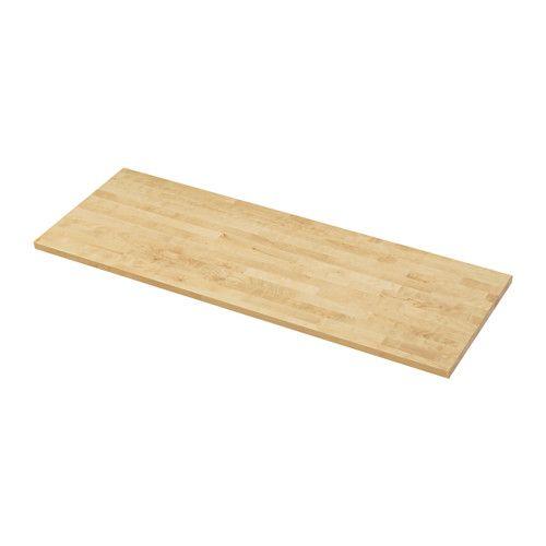 KARLBY Plan de travail - 186x3.8 cm - IKEA
