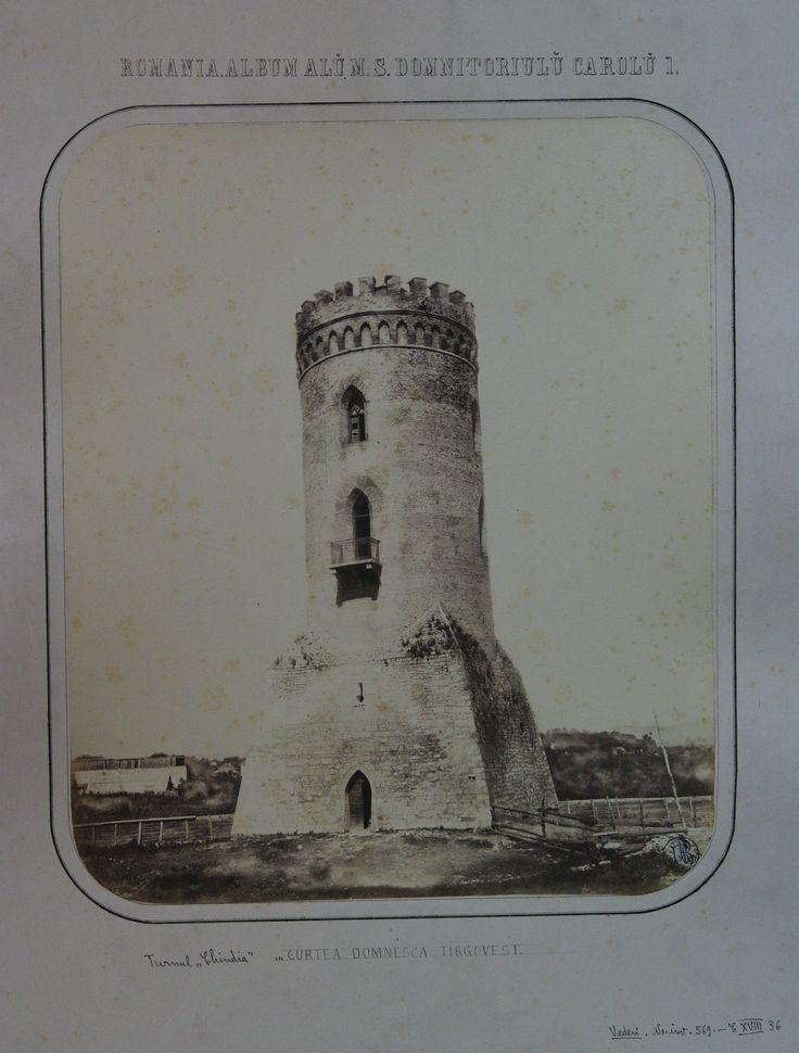 Former Princely Court, Targoviste (Dambovita County) and Chindiei Tower