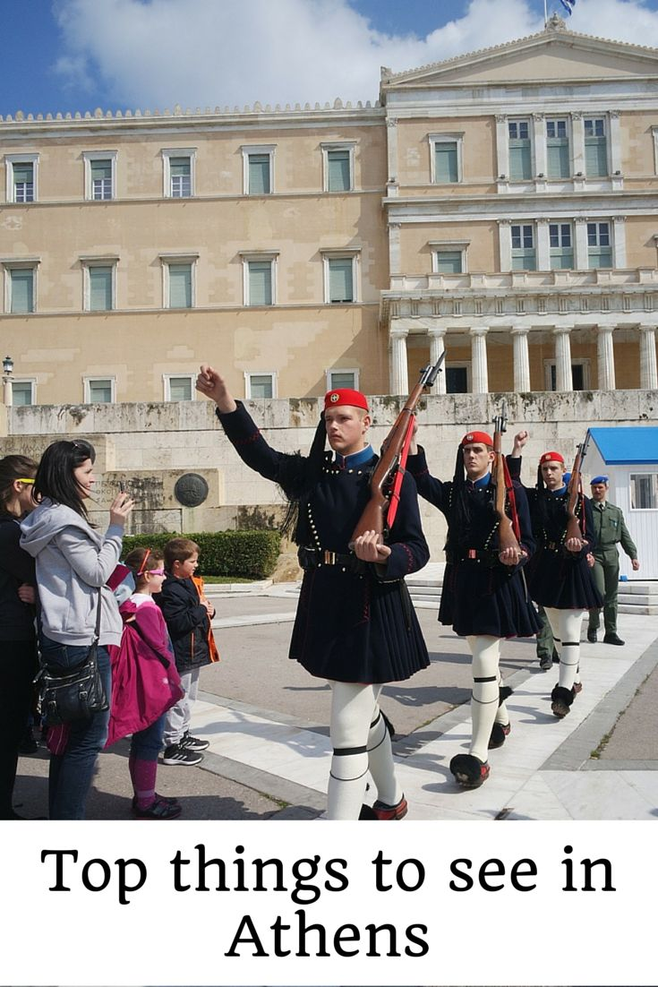 Top things to see around Syntagma Square in Athens