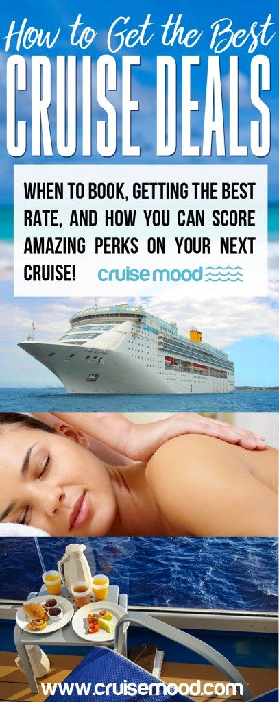 How to Get the Best Cruise Prices and Perks! Onboard credit, stateroom upgrades, and finding the best deal on your next cruise vacation.
