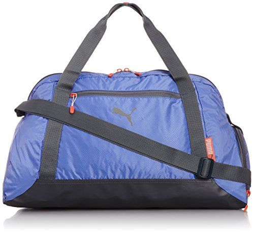 puma damen sporttasche fit at sports duffle ultramarine. Black Bedroom Furniture Sets. Home Design Ideas
