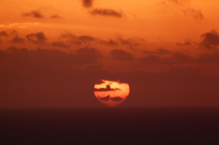 Beautiful Sunrise Psaltos/Lindos/Rhodes