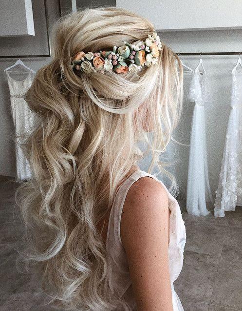 FRIDA - Bridal Hairstyles - #Bride #FRIDA #Hairstyles