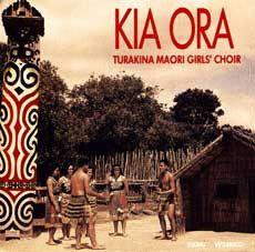 Kia Ora: The Māori Sound Experience (CD)