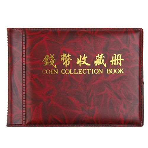 NUOLUX Coin Collection Album 60 Coin Holders Can Hold 50P and 2 Pound Coins Rosy No description (Barcode EAN = 0190655912350). http://www.comparestoreprices.co.uk/december-2016-3/nuolux-coin-collection-album-60-coin-holders-can-hold-50p-and-2-pound-coins-rosy.asp