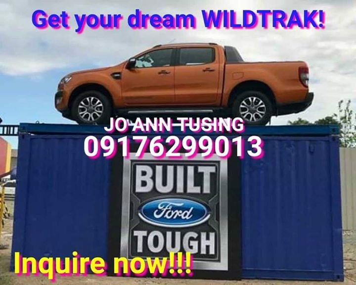 Joann Tusing 2019 Brand New Ford Ranger Wildtrak Best Deals