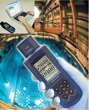 """Il #RayDetector ARW-9501, questo #contatore #Geiger consente la rilevazione delle radiazioni Alpha """"Α"""", Beta """"β"""", Gamma """"γ"""" e raggi """"X-ray""""  utilizzato per misurare e monitorare eventuali condizioni ambientali rischiose come per esempio nell'inquinamento da radiazioni nucleari, nel controllo di contaminazioni del suolo, fornito con custodia e manuale d' uso."""