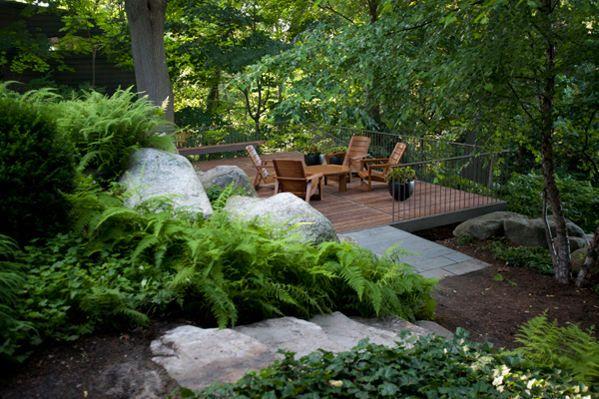 I need a backyard sanctuary!Gardens Ideas, Cottages Backyards, Design Bureau, Dreams Backyards, Gardens Spaces, Backyards Spaces, Outdoor Area, Backyards Landscapes, Lounges Area