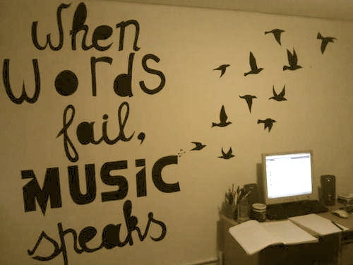 Music is another form of high culture.