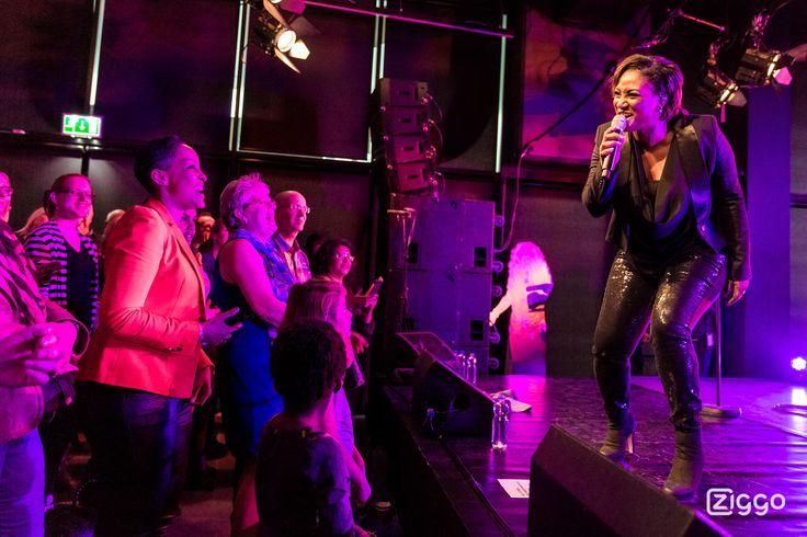 Edsilia Rombley - Ladies of Soul mini concert Club Ziggo