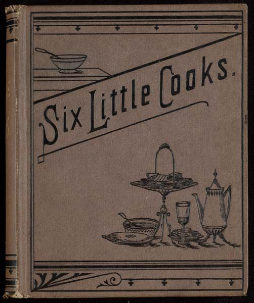 Interesting recipes from the 1870s.  The book tells the story of Aunt Jane teaching six girls how to cook.