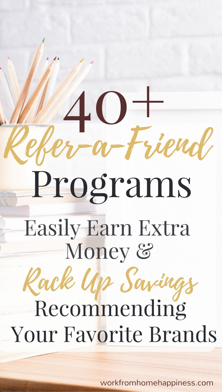 Earn money referring friends - Lower east side new york ny