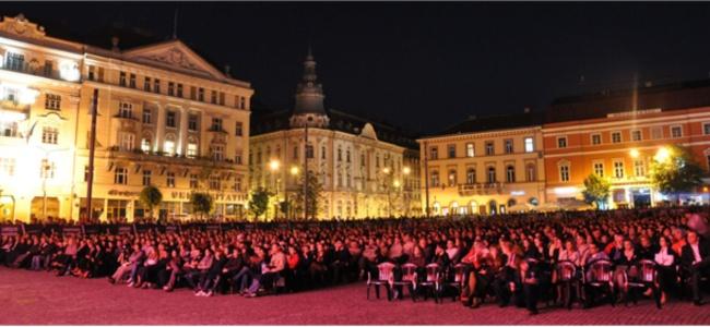 Transylvania International Film Festival, Cluj Napoca, Romania
