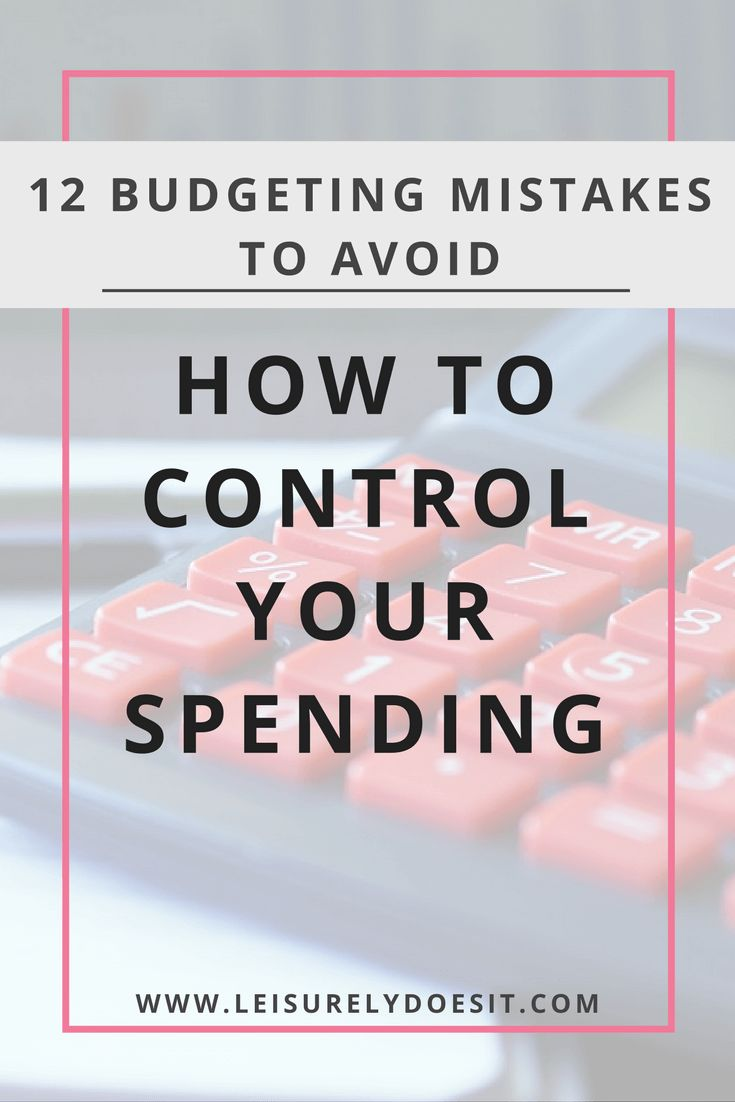 If you can avoid these twelve budgeting mistakes, you will be well on your way to successfully managing your money and maintaining your financial plan. Click for simple tips for beginners to cut back monthly spending and finally save money. via @Leisurely Does It