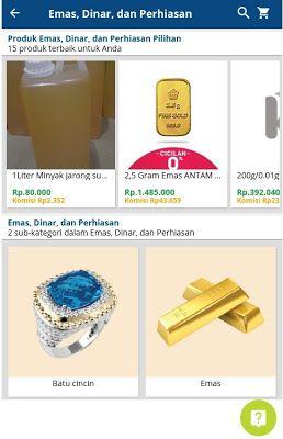 Top 3 Keuntungan Belanja Online Emas dan Perhiasan di Kudo.co.id  Tips - September 25 2016 at 09:14AM