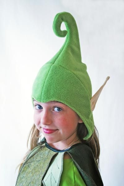 Mystical Elf Hat Pattern pattern on Craftsy.com (I have this pattern on Craftsy)